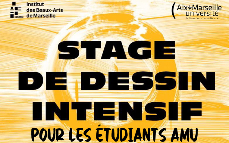 Stage dessin intensif