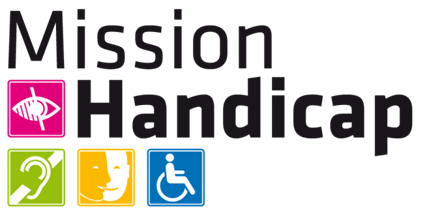 logo mission handicap