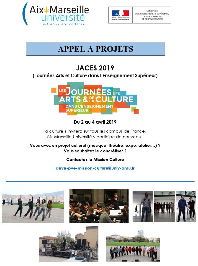 Appel à projets JACES
