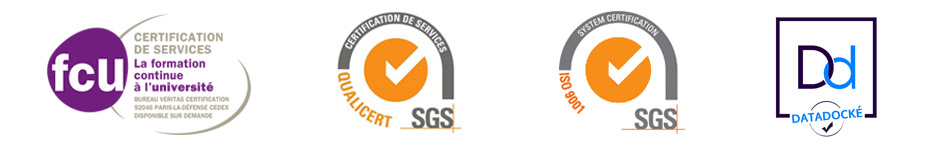 certificats SFPC