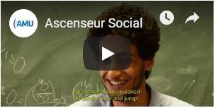 vignette ascenceur social video