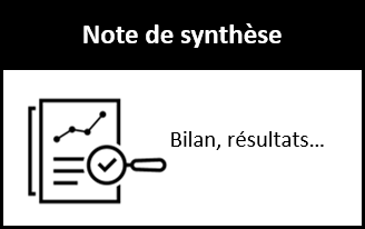 note synthèse