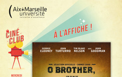 Affiche Ciné Club O brother