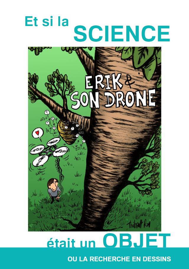 Erik et son drone