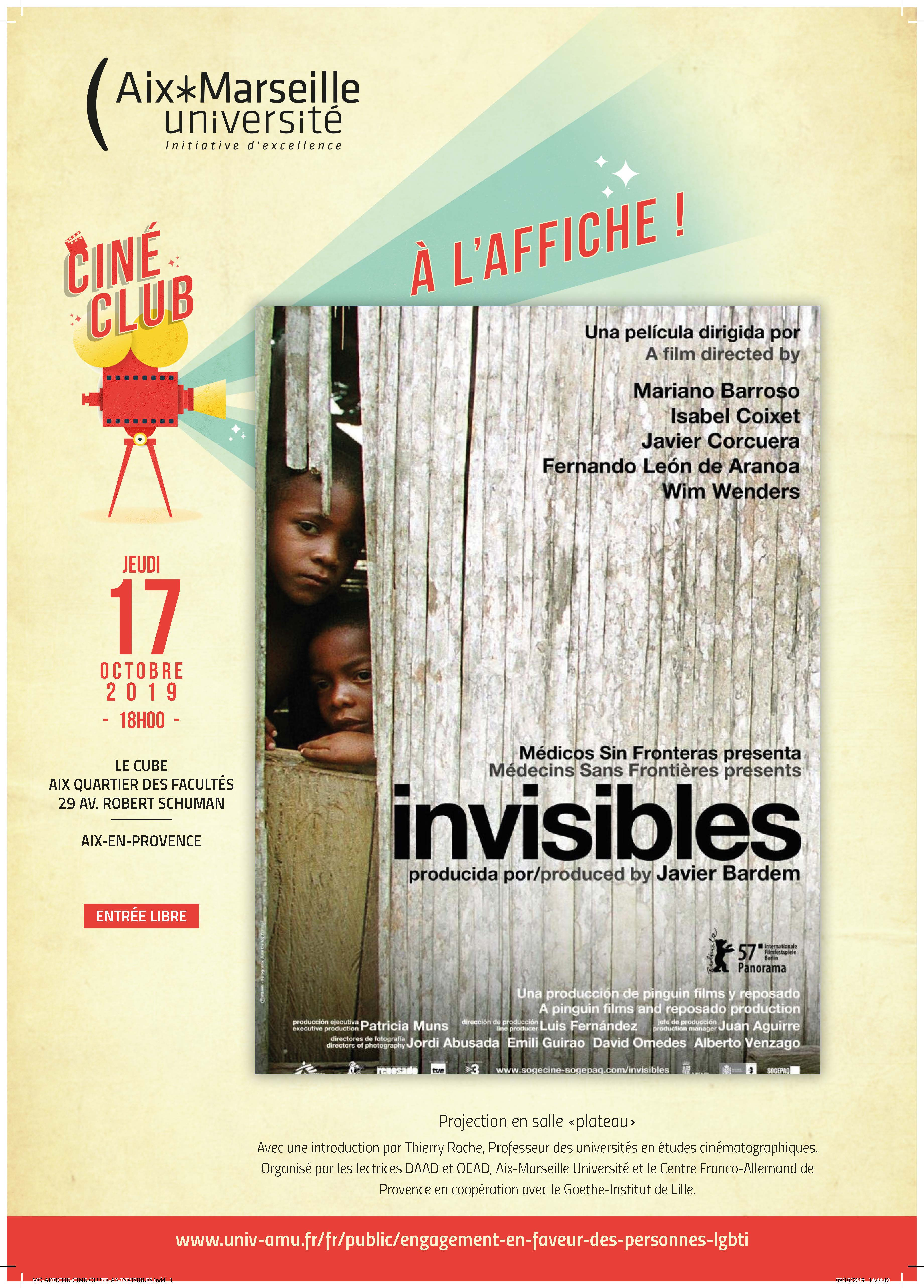 Projection Invisibles