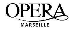 Logo Opéra de Marseille