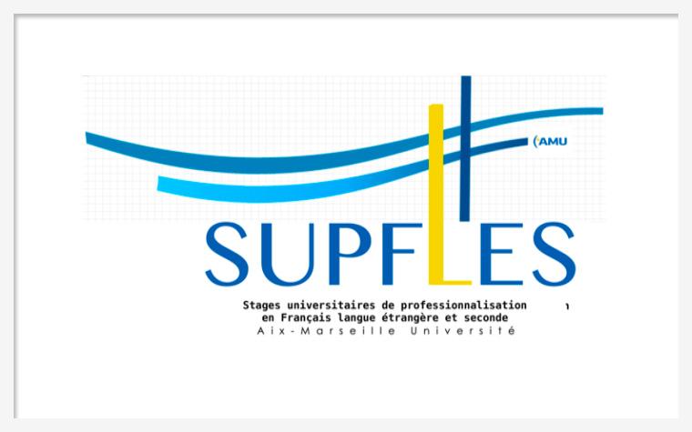 Sufle Service Universitaire De Francais Langue Etrangere 1 Aix Marseille Universite