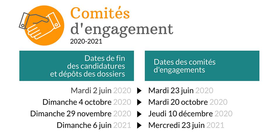 SNEE - Comités d'engagement 2020-2021