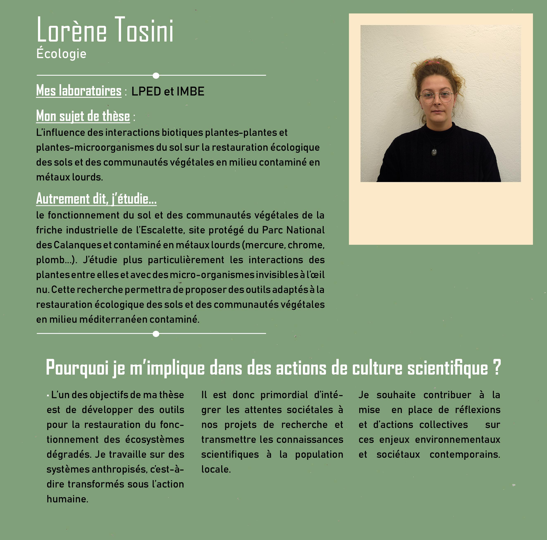 Lorène Tosini