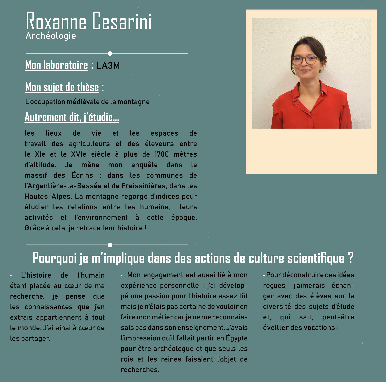 Roxanne Cesarini