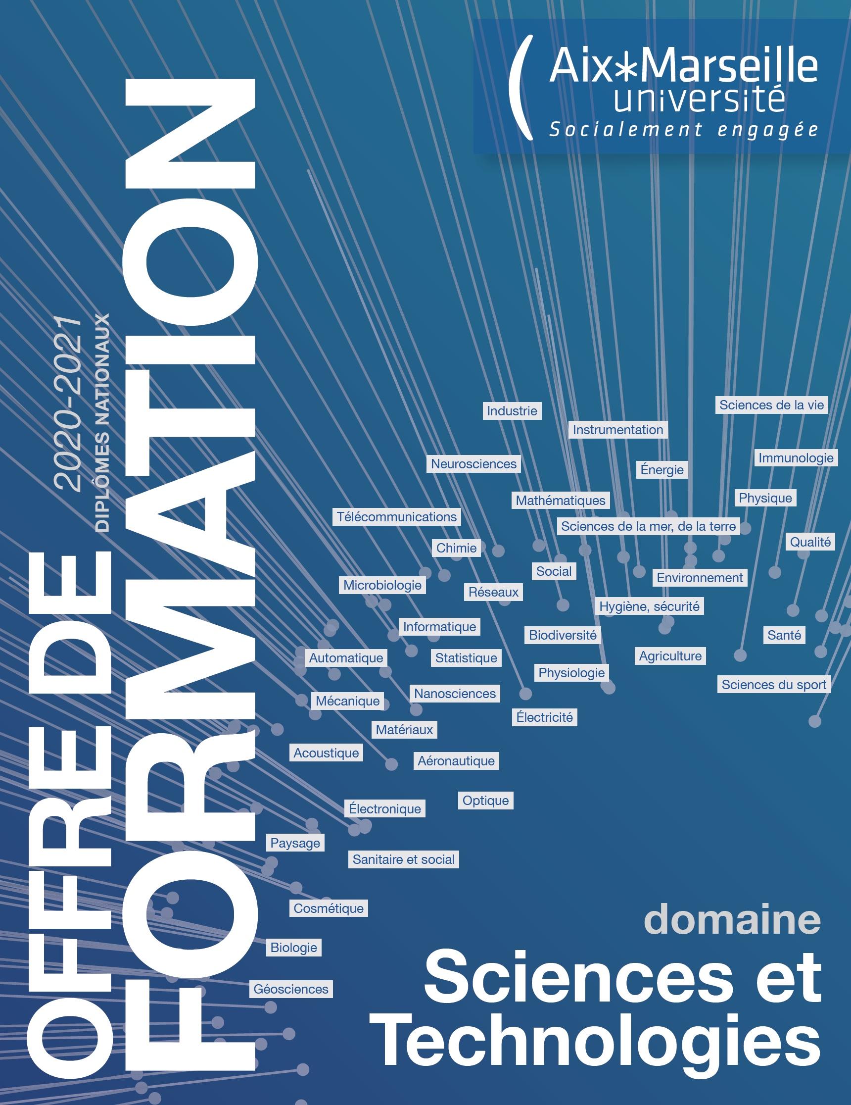 image Domaine Sciences et Technologies