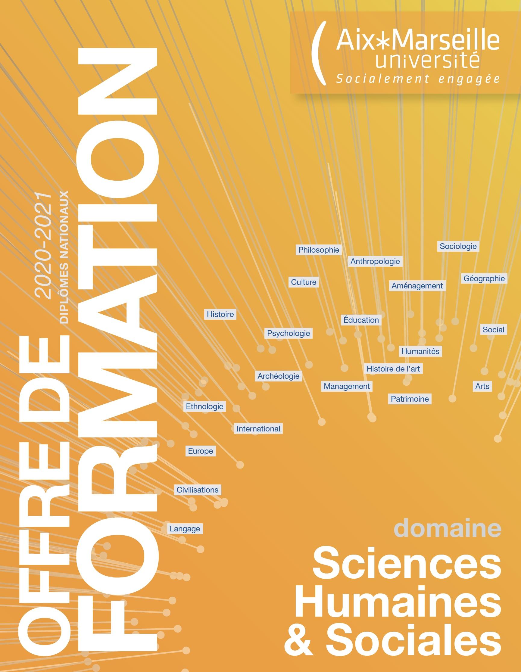 image Domaine Sciences Humaines et Sociales